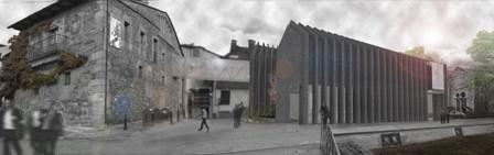 Museo de la Radio Luis del Olmo / Landia Arkitektura | Plataforma ... | Arquitectura Española Actual | Scoop.it