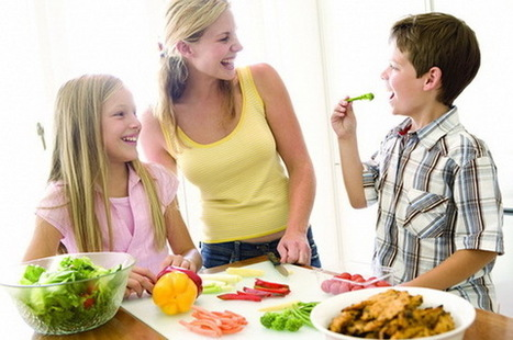 Guidelines for a Balanced Diet for Children | Health | Scoop.it