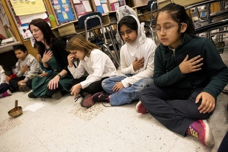 Can 'Mindfulness' Help Students Do Better in School? | Mindfulness in Education | Scoop.it
