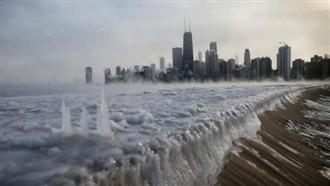 Στο Σικάγο κάνει περισσότερο κρύο από τον πλανήτη Αρη! Αρκτικά πουλιά εμφανίστηκαν! | Seigin NewsPaper | Scoop.it