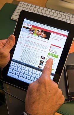 Guide iPad en classe : pour bien démarrer votre projet | learning-e | Scoop.it