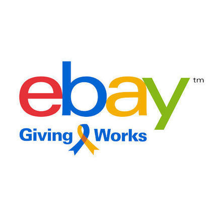 Follow your favorite charity on eBay | Alice & The Giant Emptiness | Scoop.it