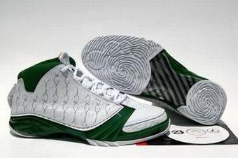 Jordan 23 Shoes Mens White Green | Cheap Nike Air Jordans for Sale | Scoop.it