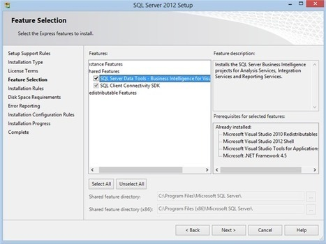 SQL Server Data Tools – Business Intelligence for Visual Studio 2012 released online - Analysis Services and PowerPivot Team Blog - Site Home - MSDN Blogs | Pivot tables | Scoop.it