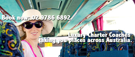 Sydney Coach Charters and Bus Rental | sara22gv | Scoop.it