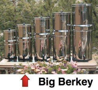 Berkey water filter review | Raw Food Diet | Scoop.it