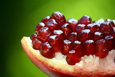Pomegranate a Miraculous Fruit | The Basic Life | Scoop.it