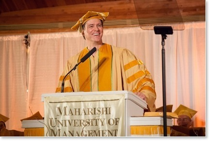 Jim Carrey Commencement Speech: It's Better to Fail at What You Love Than Fail at What You Don't | Fast & Curious | Scoop.it