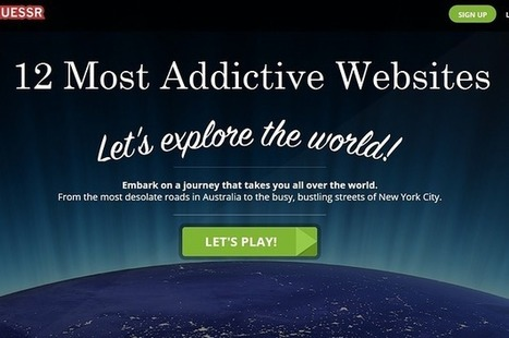 12 Most Addictive Websites | Websites I Found So You Don't Need To | Scoop.it