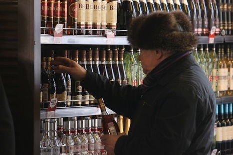 Russia's Alcohol Imports Plunge to Record Lows | Business | Grande Passione | Scoop.it