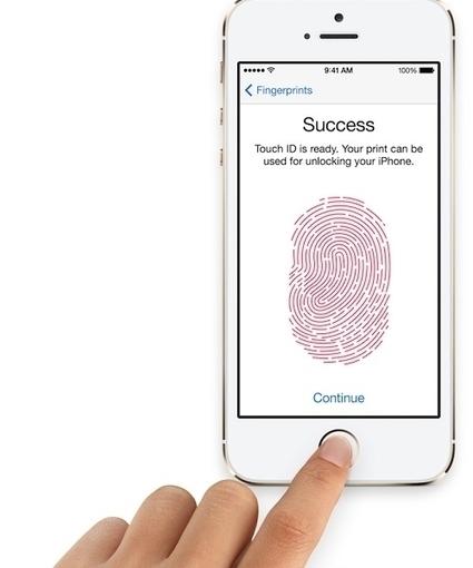 Touch ID có khả năng bị hack? | Shortlink VN - Thông tin Công nghệ & Lập trình Webiste | Scoop.it