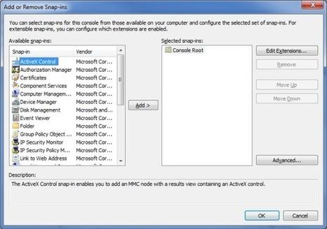 Create a custom Microsoft Management Console in Windows 7 | Nova Tech Consulting S.r.l. | Scoop.it
