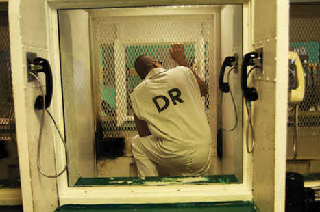 Prison Guard Union Calls on Texas to Curtail Solitary Confinement on Death Row - The Texas Observer | And Justice For All | Scoop.it