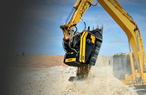Heavy Machines Online - Types Of Crushing And Screening Machines | Machines | Scoop.it