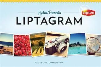 La marque de thé Lipton lance un concours de photos sur Instagram   La Revue Webmarketing   Scoop.it