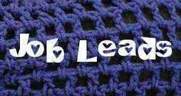 Crochet Job Leads Links 1/18/12 — Crochet Concupiscence | Cross Stitch and Needlework | Scoop.it