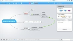 Mindmaps – Online-Tools im Seminar einsetzen   e-learning in higher education and beyond   Scoop.it