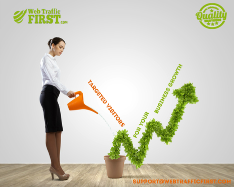 Internet is full of opportunity for your business growth | Web Traffic First | Scoop.it