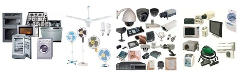 Consumer concerns: Buying Electrical Appliances   Electronic components distributor   Scoop.it