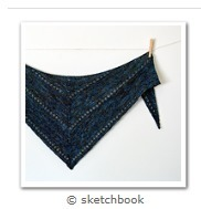 Ravelry: The Age of Brass and Steam Kerchief pattern by Orange Flower | Knitting for everyday comfort and delight | Scoop.it