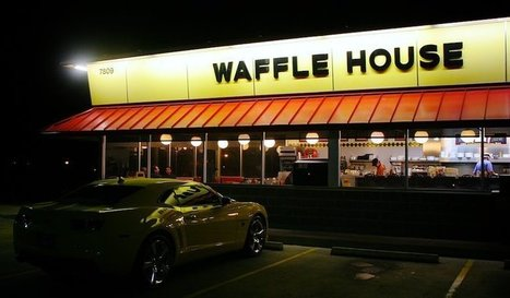 When disaster strikes, FEMA turns to Waffle House | Geography Education | Scoop.it