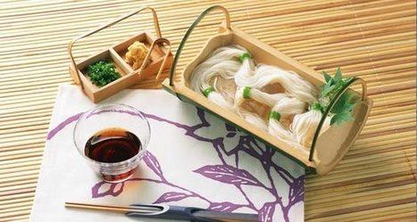 Les vertus santé des aliments de la cuisine japonaise | Cuisine japonaise | Scoop.it