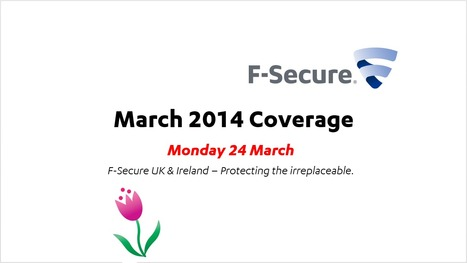 March Coverage (24th)   F-Secure Coverage (UK)   Scoop.it