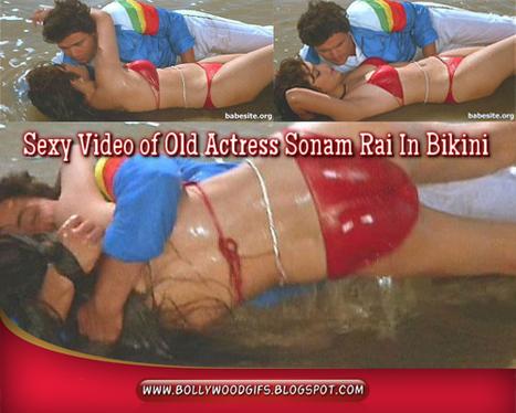 The Best Bollywod Gifs : Sonam Rai Hot scene from movie Vijay   Bollywood Glitz 24- Hot Bollywood Actress   Scoop.it