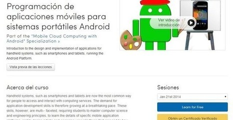 Aprende a programar aplicaciones Android con este curso gratuito | Linguagem Virtual | Scoop.it