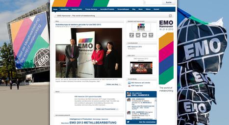 Social Media Newsroom EMO Hannover   Social Media Newsrooms   Scoop.it