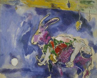 Qu'allez-vous voir à l'expo Chagall ? | reseau artistique | Scoop.it