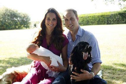 Prince George: Prince William, Kate released first family photos with baby royal - MyProffs | myproffs.co.uk - Entertainment | Scoop.it