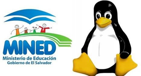 En las escuelas se comenzará a enseñar con software libre [El Salvador] | Software Libre para un Mundo Libre | Scoop.it