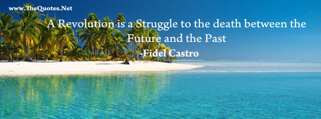 Facebook Cover Image - Revolution Between Future and Past - TheQuotes.Net | Facebook Cover Photos | Scoop.it