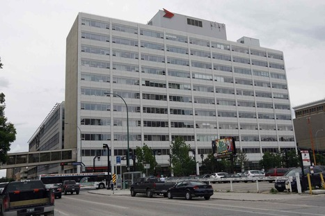The city is losing $200,000 a month in lost rent as Graham Ave building sits empty | Winnipeg Market Update | Scoop.it