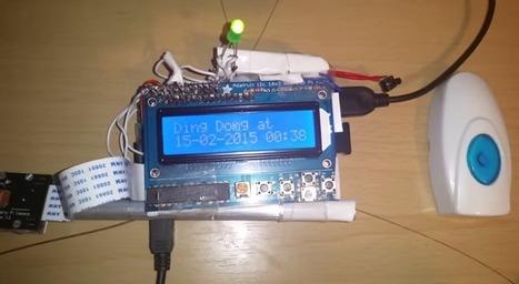 Raspberry Pi Doorbell is Fully Featured | Arduino, Netduino, Rasperry Pi! | Scoop.it