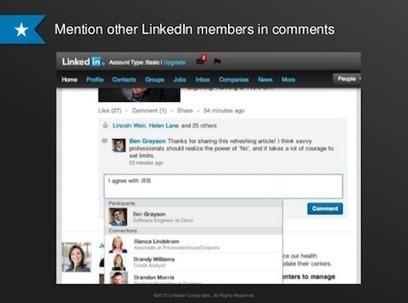 LinkedIn Mentions, This Week in Social Media | Social Media Examiner | Social Media Magic | Scoop.it