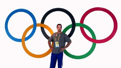 Entrenador Olímpico y Mundialista en gimnasia de Estados Unidos en Panamá