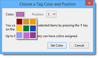 Get organised with colour-coded tags in Zotero | Zotero | Scoop.it