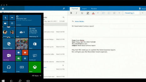 Continuum for Windows Phone Turns Your Handset Into a PC - IGN | IoT to the Cloud & Big Data | Scoop.it