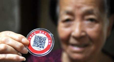 QR code badges could help lost seniors find their way home | #MeaningfulBrands | Scoop.it