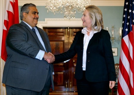 Bahrain foreign minister on D.C. charm offensive | Human Rights and the Will to be free | Scoop.it
