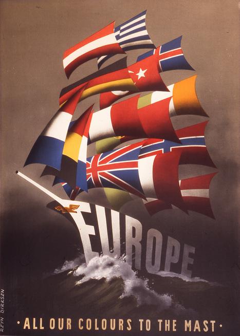 Pourquoi s'intéresser à l'histoire de l'intégration européenne? | Faire de l'histoire 2.0 | Scoop.it