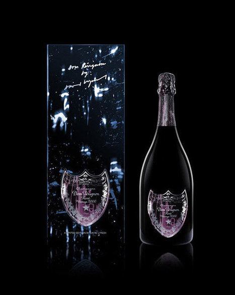 David Lynch s'associe au Champagne Dom Pérignon - Web and Luxe | wine & champagne marketing | Scoop.it