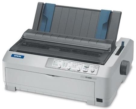 Epson FX-890 | Line matrix printer for your computer | Scoop.it