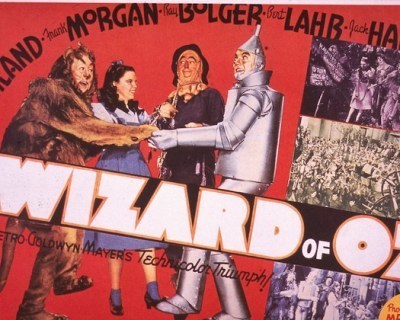 Dorothy's Dress from 'The Wizard of Oz' Goes Up for Auction | It's Show Prep for Radio | Scoop.it