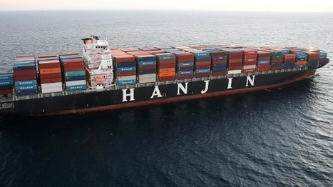 Proviant wird knapp: Dutzende Schiffe insolventer Reederei dümpeln im Meer | Amocean MeerWissen | Scoop.it