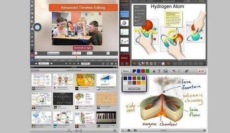 4 Aplicaciones para que tus estudiantes mejoren el aprendizaje - Nerdilandia | TabletsyTabletes | Scoop.it