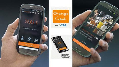 Orange Cash à Rennes : le Smartphone devient porte-monnaie | NFC | Scoop.it