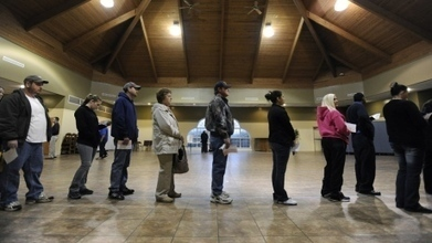 U.S. election vote shows gender, racial gaps | A2 US Politics - Elections and voting behaviour in the USA | Scoop.it